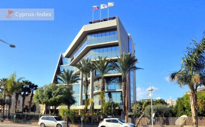 Бизнес-центр, центр Лимассола, Кипр