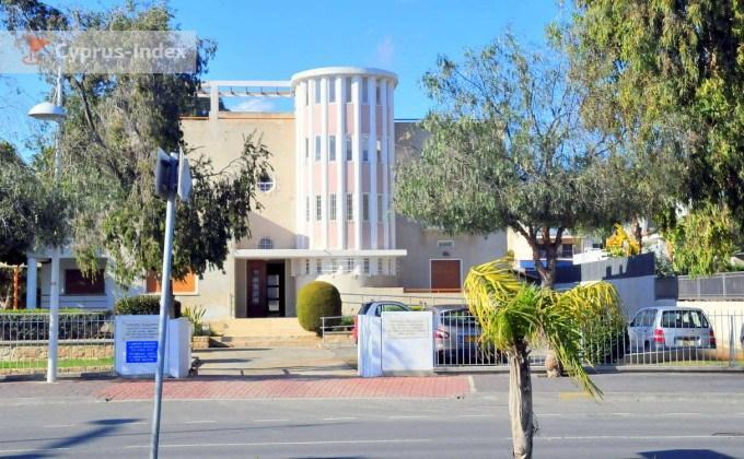 Глерея искусств, центр Лимассола, Кипр