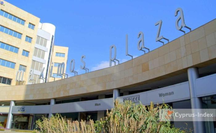 Maximos Plaza. Лимассол центр города. Кипр