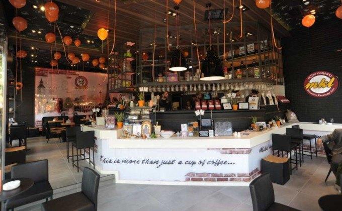 «Mikel Coffee Company», центр Лимассола, Кипр