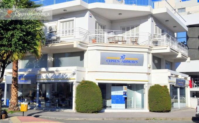 Здания фирм, центр Лимассола, Кипр
