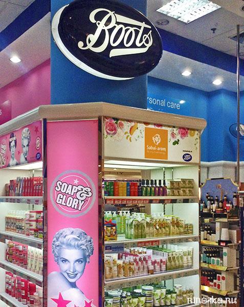 Где купить косметику в Тайланде, магазин тайской косметики, корейская косметика, японская косметика, уход за кожей, тайская аптека, магазины на Пхукете, тайский магазин, магазины в Тайланде