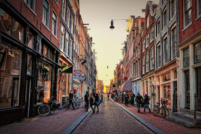 амстердам район 9 улиц