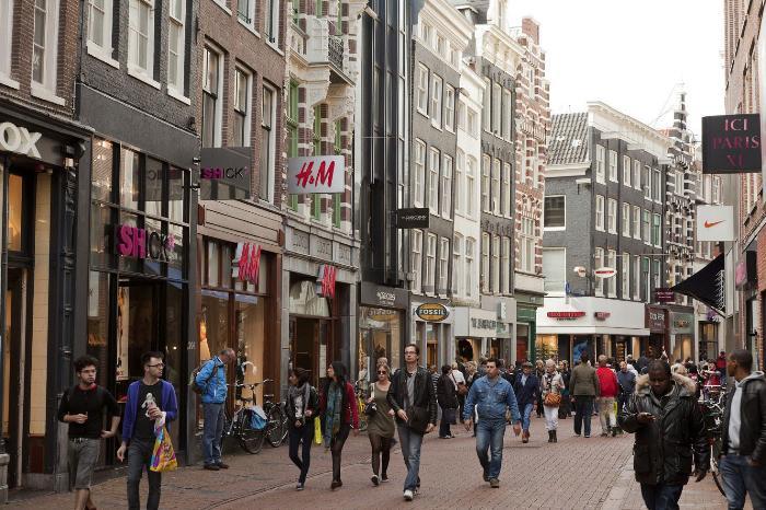 амстердам шоппинг
