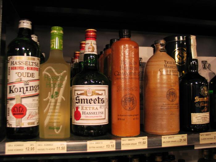 амстердам алкоголь