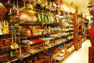 Шоппинг в Стамбуле: сувениры Hediyelik eşya