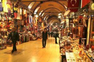 Шоппинг в Стамбуле: Гранд базар Kapalı çarşı