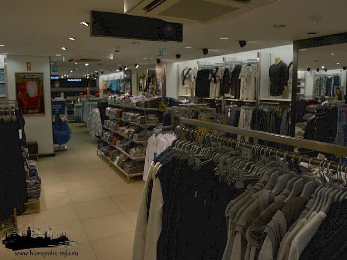 магазины Вайкики в Фетхие в Турцию