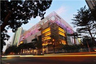 Шопинг центры в Гуанчжоу