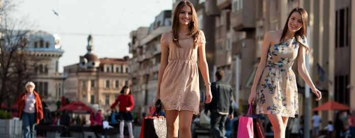 Шоппинг в Риме, Италия