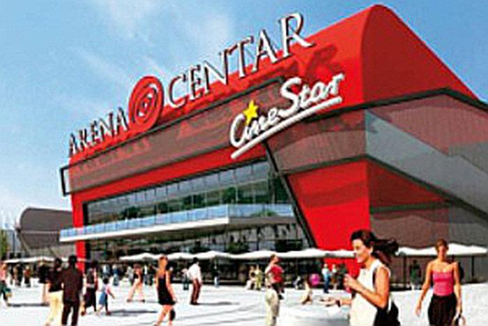 Торговые центры Загреба