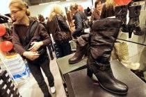Обувные магазинчики в Загребе
