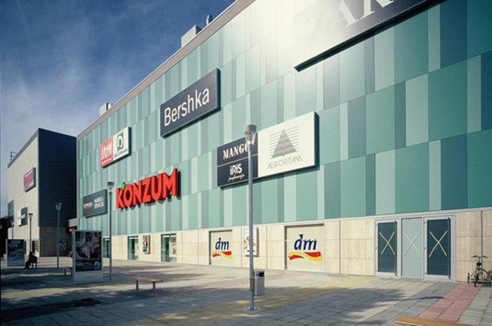 Загреб - торговый комплекс «Avenue»
