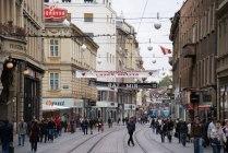 Загреб шоппинг