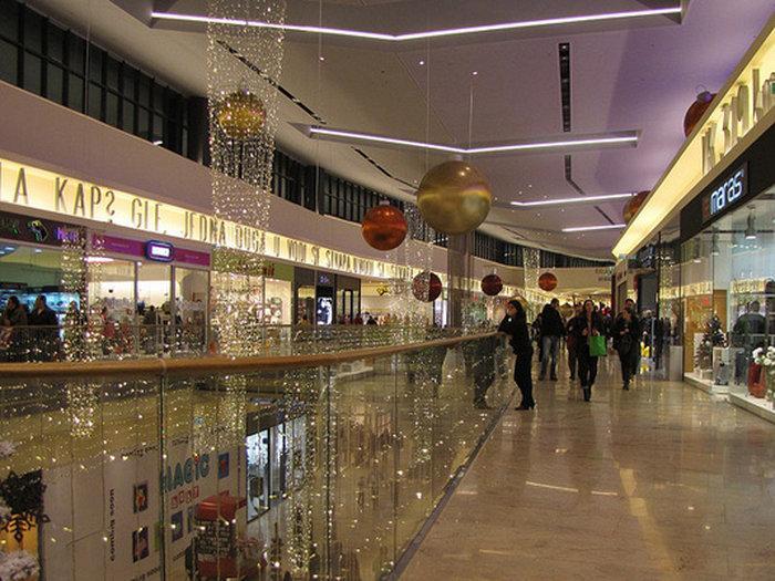 Хорватия - шоппинг в Загребе