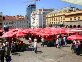 Рынок «Dolac» («Долац»)