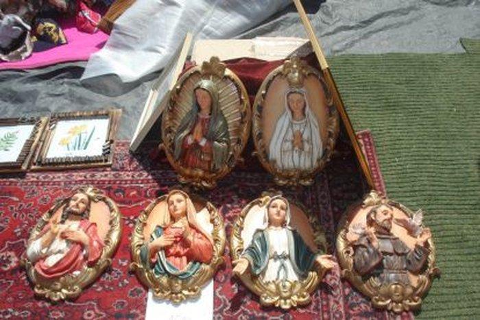 «Хрелич» — самый известный блошиный рынок