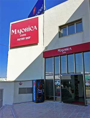 Фабрика Majorica