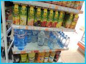 безалкогольные напитки в болгарских магазинах