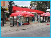 небольшие магазины в курортах Болгарии