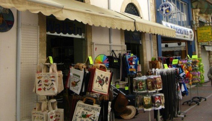 Сувениры на Кипре