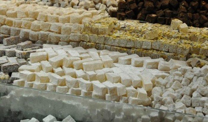 Сувениры Кипра - сладости