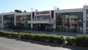 Шоппинг в Айя-Напе - Incredible Universe