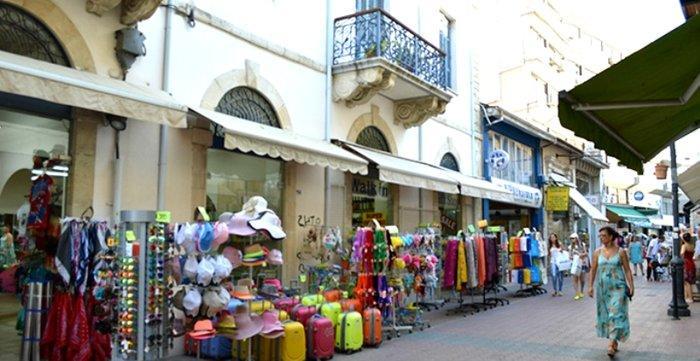 Шоппинг на Кипре - Лимассол