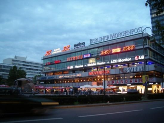 Europa Center
