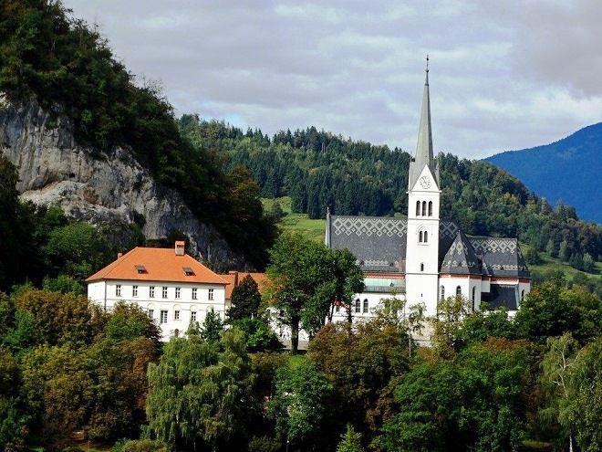Приходская церковь Св. Мартина