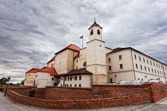 Замок Шпильберг