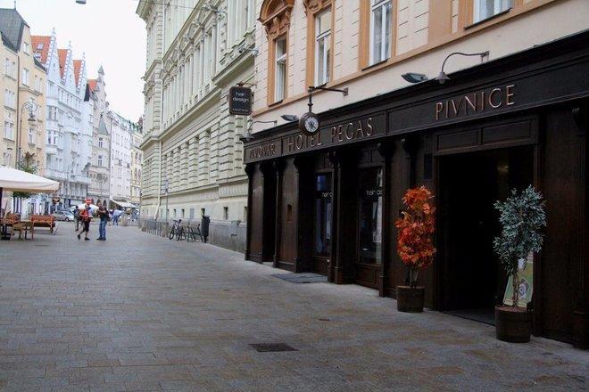 Рестораны в Брно