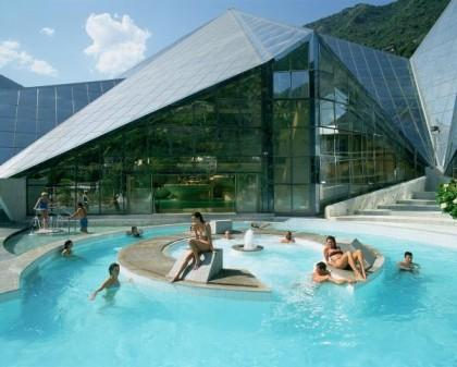Caldea, en Andorra