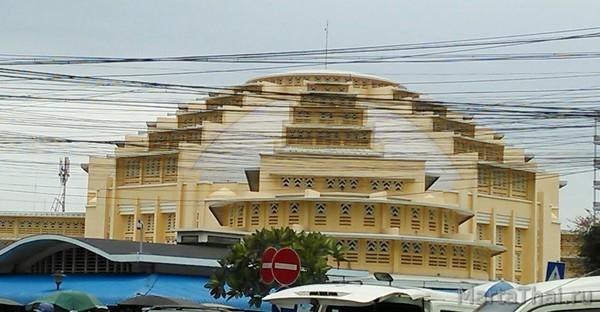 Пномпень достопримечательности на карте, фото, видео