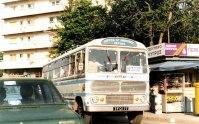 Из Ларнаки в Кирению на автобусе