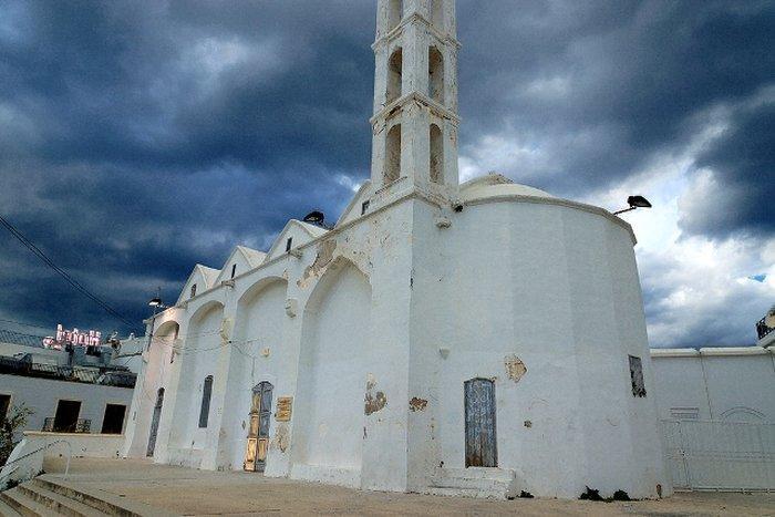 Церковь Архангела Михаила (Arhangelos Mihail Ikon Muzesi)