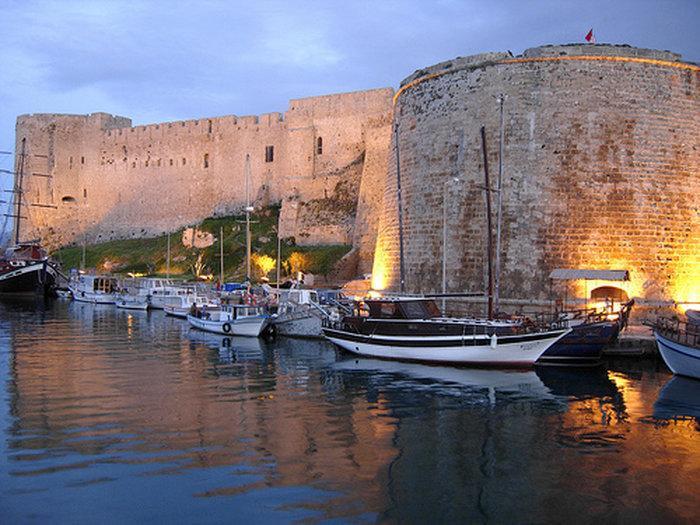 Киренийская крепость (Girne Kalesi)