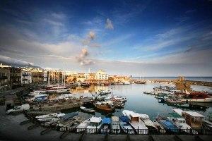 Кирения (Kyrenia) — самый популярный город северной части Кипра