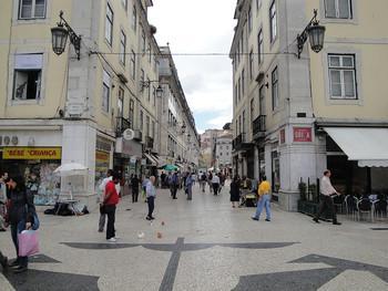 Шоппинг в Лиссабоне