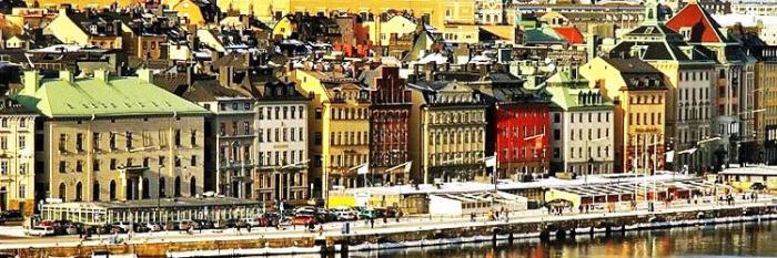 Шоппинг в Стокгольме, маршруты по магазинам