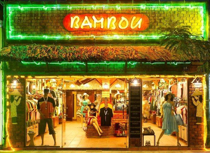 Магазин одежды Бамбу (Bambou)