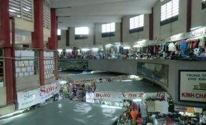Чо Дам − самый знаменитый и самый большой рынок Нячанга