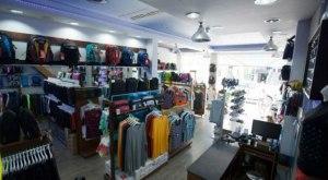 Магазин спортивной одежды Sunsport