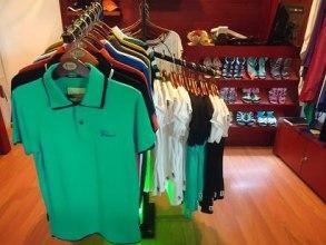 Магазин одежды Бамбу