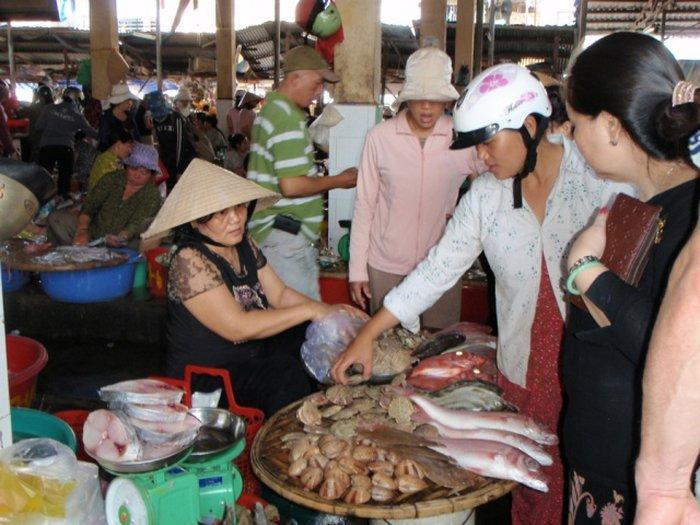 Рынок Хом Мой
