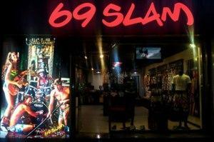 Магазин пляжной одежды 69Slam