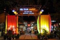 Ночной рынок Нячанга