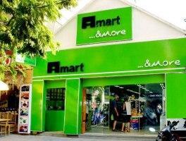 Сеть супермаркетов A Mart